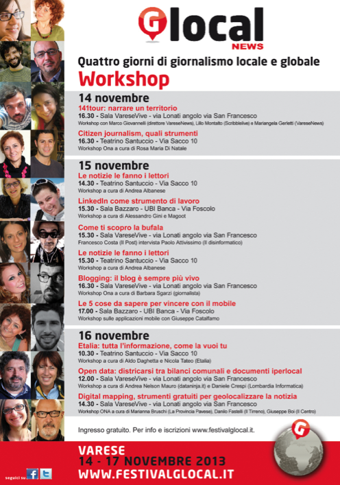 Programmi workshop
