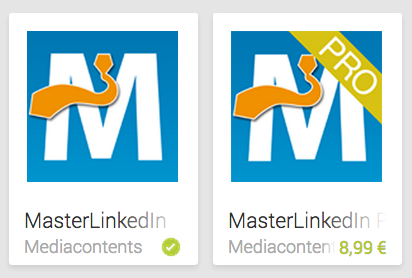 MasterLinkedIn ora disponibile anche per Android!