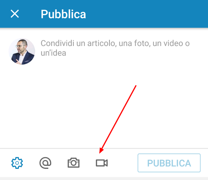 Come pubblicare un video su LinkedIn